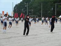 体育祭練習2